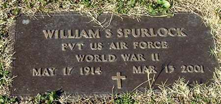 SPURLOCK, WILLIAM S - Gallia County, Ohio | WILLIAM S SPURLOCK - Ohio Gravestone Photos