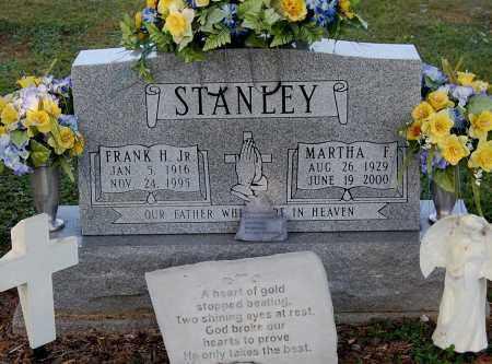 STANLEY, FRANK H., JR. - Gallia County, Ohio | FRANK H., JR. STANLEY - Ohio Gravestone Photos