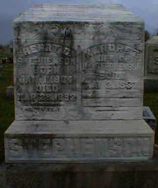 STEPHENSON, MARGARET - Gallia County, Ohio | MARGARET STEPHENSON - Ohio Gravestone Photos