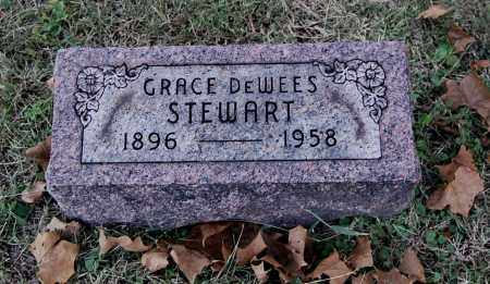 STEWART, GRACE - Gallia County, Ohio | GRACE STEWART - Ohio Gravestone Photos