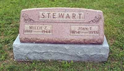 POWELL STEWART, MILLIE - Gallia County, Ohio | MILLIE POWELL STEWART - Ohio Gravestone Photos