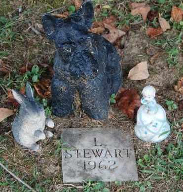 STEWART, L - Gallia County, Ohio | L STEWART - Ohio Gravestone Photos