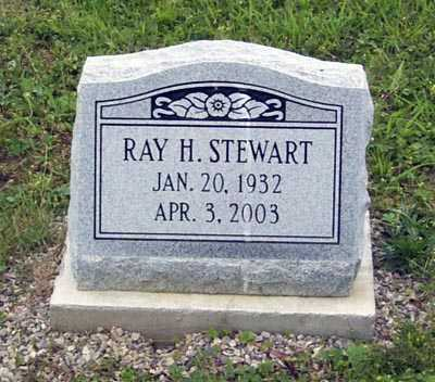 STEWART, RAY HOWELL - Gallia County, Ohio | RAY HOWELL STEWART - Ohio Gravestone Photos