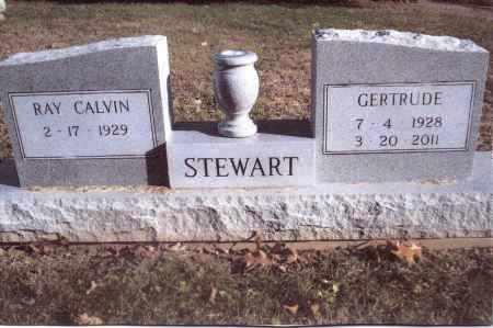 STEWART, GERTRUDE - Gallia County, Ohio | GERTRUDE STEWART - Ohio Gravestone Photos