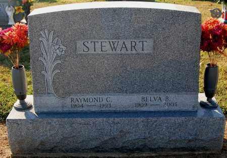 STEWART, RAYMOND C - Gallia County, Ohio | RAYMOND C STEWART - Ohio Gravestone Photos
