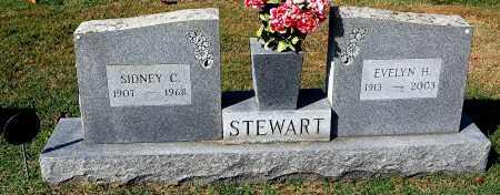 STEWART, EVELYN H - Gallia County, Ohio | EVELYN H STEWART - Ohio Gravestone Photos