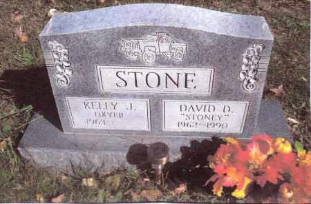 OXYER STONE, KELLY J. - Gallia County, Ohio | KELLY J. OXYER STONE - Ohio Gravestone Photos
