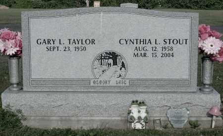 STOUT, CYNTHIA L - Gallia County, Ohio | CYNTHIA L STOUT - Ohio Gravestone Photos
