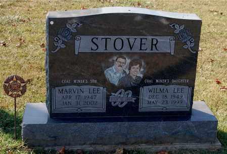 STOVER, MARVIN LEE - Gallia County, Ohio   MARVIN LEE STOVER - Ohio Gravestone Photos