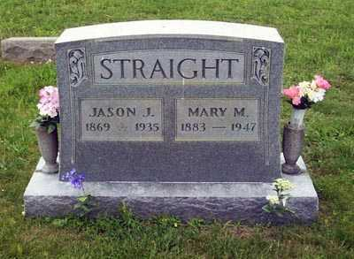 STRAIGHT, JASON J. - Gallia County, Ohio | JASON J. STRAIGHT - Ohio Gravestone Photos