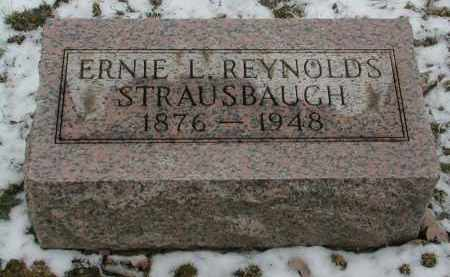 STRAUSBAUGH, ERNIE - Gallia County, Ohio   ERNIE STRAUSBAUGH - Ohio Gravestone Photos