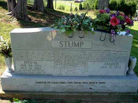 STUMP, ARNOLD - Gallia County, Ohio | ARNOLD STUMP - Ohio Gravestone Photos