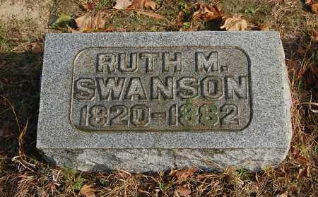 HOLCOMB SWANSON, RUTH M - Gallia County, Ohio | RUTH M HOLCOMB SWANSON - Ohio Gravestone Photos
