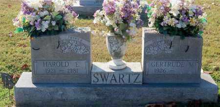 SWARTZ, GERTRUDE M - Gallia County, Ohio | GERTRUDE M SWARTZ - Ohio Gravestone Photos