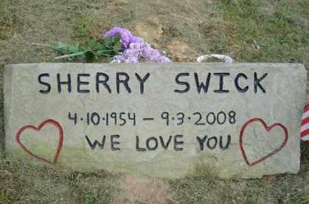 SWICK, SHERRY - Gallia County, Ohio   SHERRY SWICK - Ohio Gravestone Photos