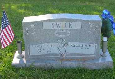 SWICK, MARGARET M. - Gallia County, Ohio | MARGARET M. SWICK - Ohio Gravestone Photos