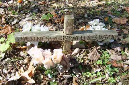 SWICK, VANESSA - Gallia County, Ohio   VANESSA SWICK - Ohio Gravestone Photos