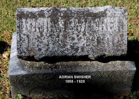 SWISHER, ADRIAN - Gallia County, Ohio | ADRIAN SWISHER - Ohio Gravestone Photos