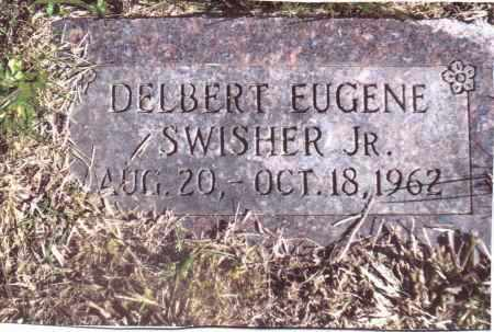 SWISHER, DELBERT EUGENE - Gallia County, Ohio   DELBERT EUGENE SWISHER - Ohio Gravestone Photos