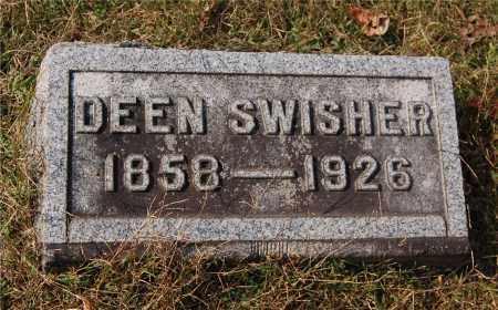 SWISHER, DEEN - Gallia County, Ohio | DEEN SWISHER - Ohio Gravestone Photos