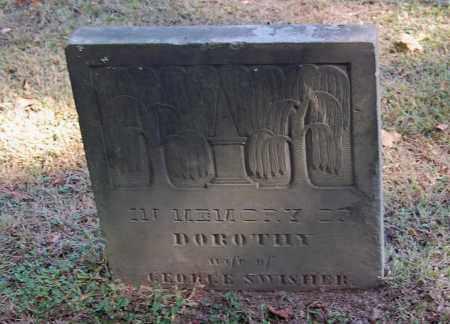 SWISHER, DOROTHY - Gallia County, Ohio   DOROTHY SWISHER - Ohio Gravestone Photos