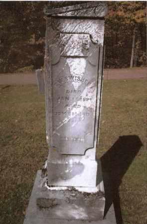 SWISHER, G.W. - Gallia County, Ohio | G.W. SWISHER - Ohio Gravestone Photos