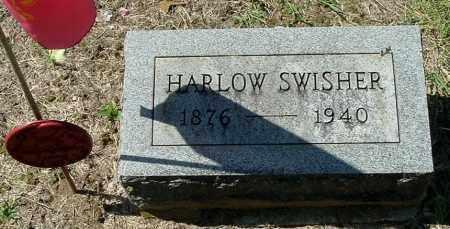 SWISHER, HARLOW - Gallia County, Ohio | HARLOW SWISHER - Ohio Gravestone Photos