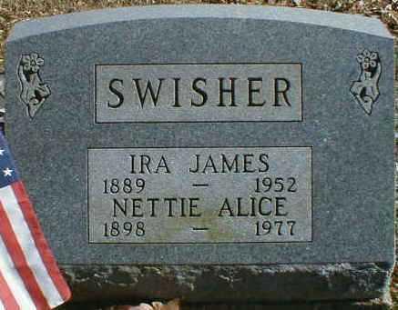 SWISHER, IRA - Gallia County, Ohio | IRA SWISHER - Ohio Gravestone Photos