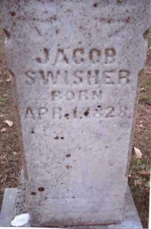 SWISHER, JACOB - Gallia County, Ohio | JACOB SWISHER - Ohio Gravestone Photos
