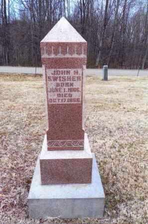 SWISHER, JOHN H. - Gallia County, Ohio | JOHN H. SWISHER - Ohio Gravestone Photos