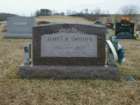 SWISHER, JAMES - Gallia County, Ohio | JAMES SWISHER - Ohio Gravestone Photos