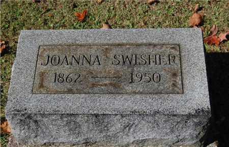 SWISHER, JOANNA - Gallia County, Ohio | JOANNA SWISHER - Ohio Gravestone Photos
