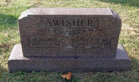 SWISHER, EULA MAE - Gallia County, Ohio | EULA MAE SWISHER - Ohio Gravestone Photos