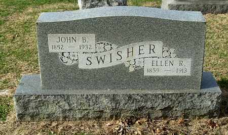 SWISHER, JOHN B - Gallia County, Ohio | JOHN B SWISHER - Ohio Gravestone Photos