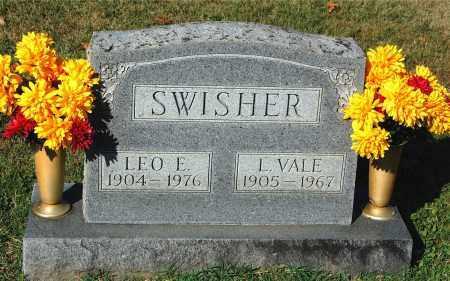 SWISHER, VALE - Gallia County, Ohio | VALE SWISHER - Ohio Gravestone Photos