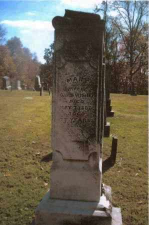 SWISHER, MARY - Gallia County, Ohio | MARY SWISHER - Ohio Gravestone Photos