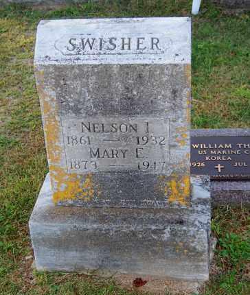 SWISHER, NELSON I - Gallia County, Ohio | NELSON I SWISHER - Ohio Gravestone Photos