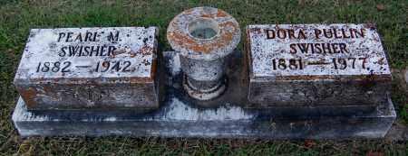 PULLIN SWISHER, DORA - Gallia County, Ohio | DORA PULLIN SWISHER - Ohio Gravestone Photos