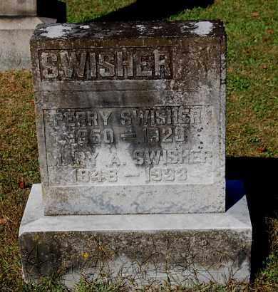 SWISHER, PERRY - Gallia County, Ohio | PERRY SWISHER - Ohio Gravestone Photos