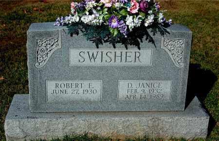 SWISHER, ROBERT E - Gallia County, Ohio | ROBERT E SWISHER - Ohio Gravestone Photos