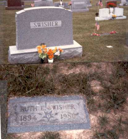 COTTRILL SWISHER, RUTH - Gallia County, Ohio | RUTH COTTRILL SWISHER - Ohio Gravestone Photos
