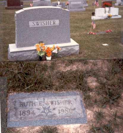 SWISHER, RUTH - Gallia County, Ohio | RUTH SWISHER - Ohio Gravestone Photos