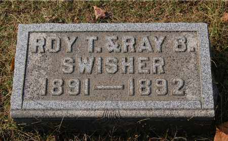 SWISHER, ROY T - Gallia County, Ohio   ROY T SWISHER - Ohio Gravestone Photos