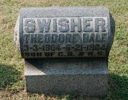 SWISHER, THEODORE DALE - Gallia County, Ohio   THEODORE DALE SWISHER - Ohio Gravestone Photos