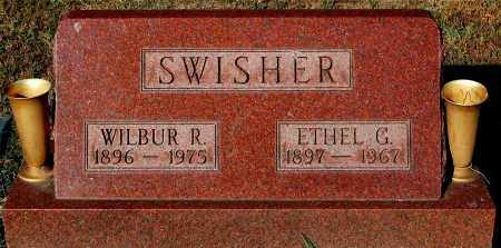 SWISHER, ETHEL G - Gallia County, Ohio | ETHEL G SWISHER - Ohio Gravestone Photos