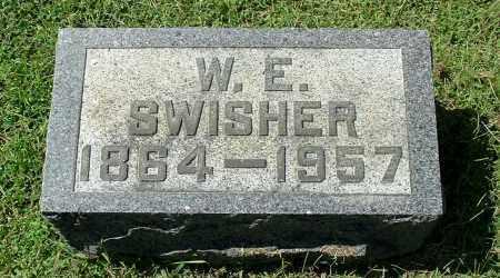 SWISHER, WESLEY E. - Gallia County, Ohio | WESLEY E. SWISHER - Ohio Gravestone Photos