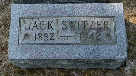 SWITZER, JACK - Gallia County, Ohio | JACK SWITZER - Ohio Gravestone Photos