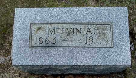 SWITZER, MELVIN A - Gallia County, Ohio | MELVIN A SWITZER - Ohio Gravestone Photos