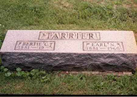TARRIER, BERTIE - Gallia County, Ohio | BERTIE TARRIER - Ohio Gravestone Photos