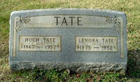 TATE, LAURA LENORA - Gallia County, Ohio | LAURA LENORA TATE - Ohio Gravestone Photos